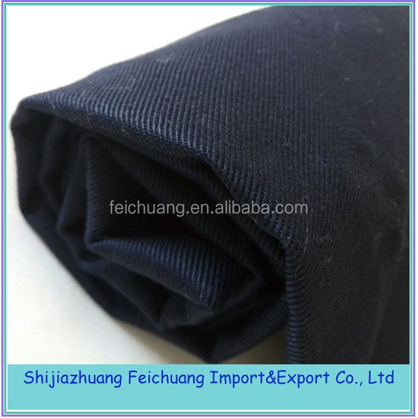 65%pe/35%cotton twill 3/1fabric 240 g/m2