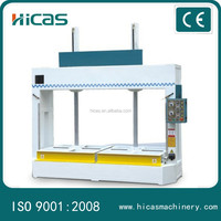 hydraulic cold press woodworking laminating machine