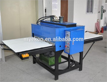 hydraulic large format eva foam photo thermal transfer printing machine for sale