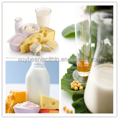1SP oil soluble/ enriched wetting agent soya bean lecithin liquid for food additives