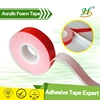 Very high bonding double sided acrylic adhesive thin foam tape