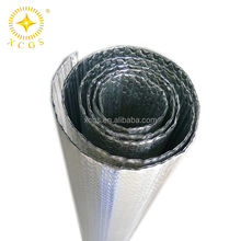 One Side/Double Side Thermal Aluminum Foil/metallized Pet Laminated With Bubble Insulation