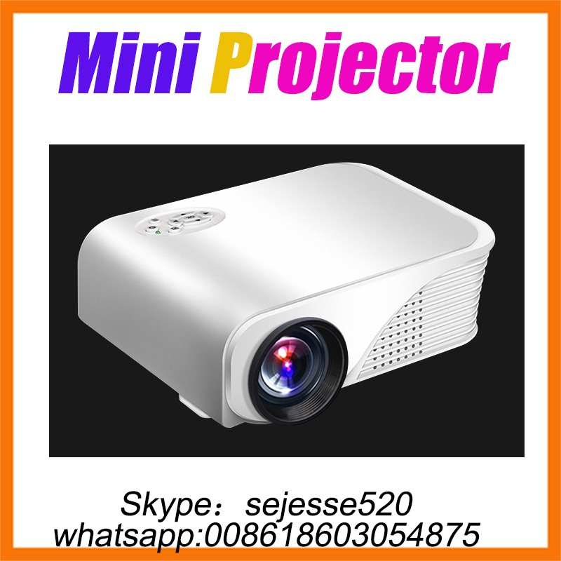 1800 lumens hd mini projector s320 android pocket for Where to buy pocket projector