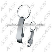 Economic key chain with bottle opener