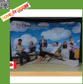 Curved Floor Backdrop Pop Up Trade Show Display Booth