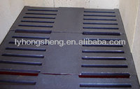 Wood Stove Cast Iron Grates of Precision Casting