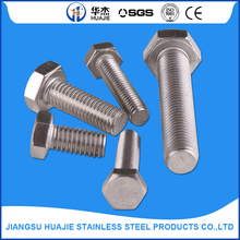 stainless steel hex head bolt, DIN 933, DIN 931