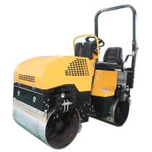 Mini Single Drum Self-propelled Vibratory Road Roller