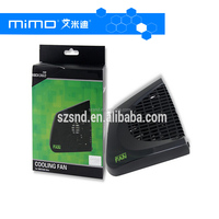 USB side Cooling Fan for xbox 360 slim console