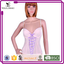 Customized LOGO Fashion Healthy Push Up Western Style Corset