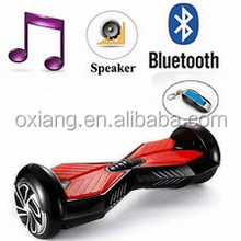 Wholesale Hoverboard 2 Wheels Electric Self Balancing Scooter with Bluetooth Speaker