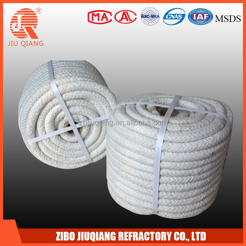 ceramic fiber High Temperature oven door gasket seal