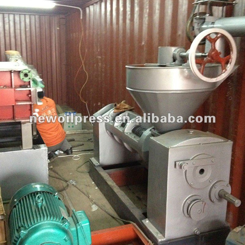 Biodiesel Line needed Jatropha Seeds Oil Press Machine