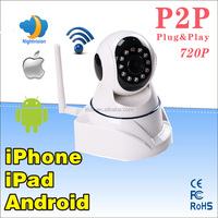 H.264 High definition HD 720P wireless ip camera module with ir-cut