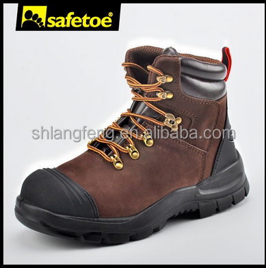 Special purpose shoes boots worked safetoe bota de seguridad