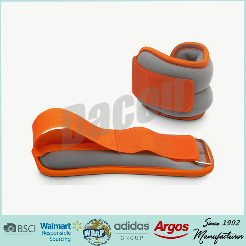 Exercise & Fitness Strength Training Ankle/Wrist Weights