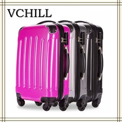 princess trolley hard case luggage bags