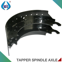 Trailer Axle Parts Professional Manufacturing Process