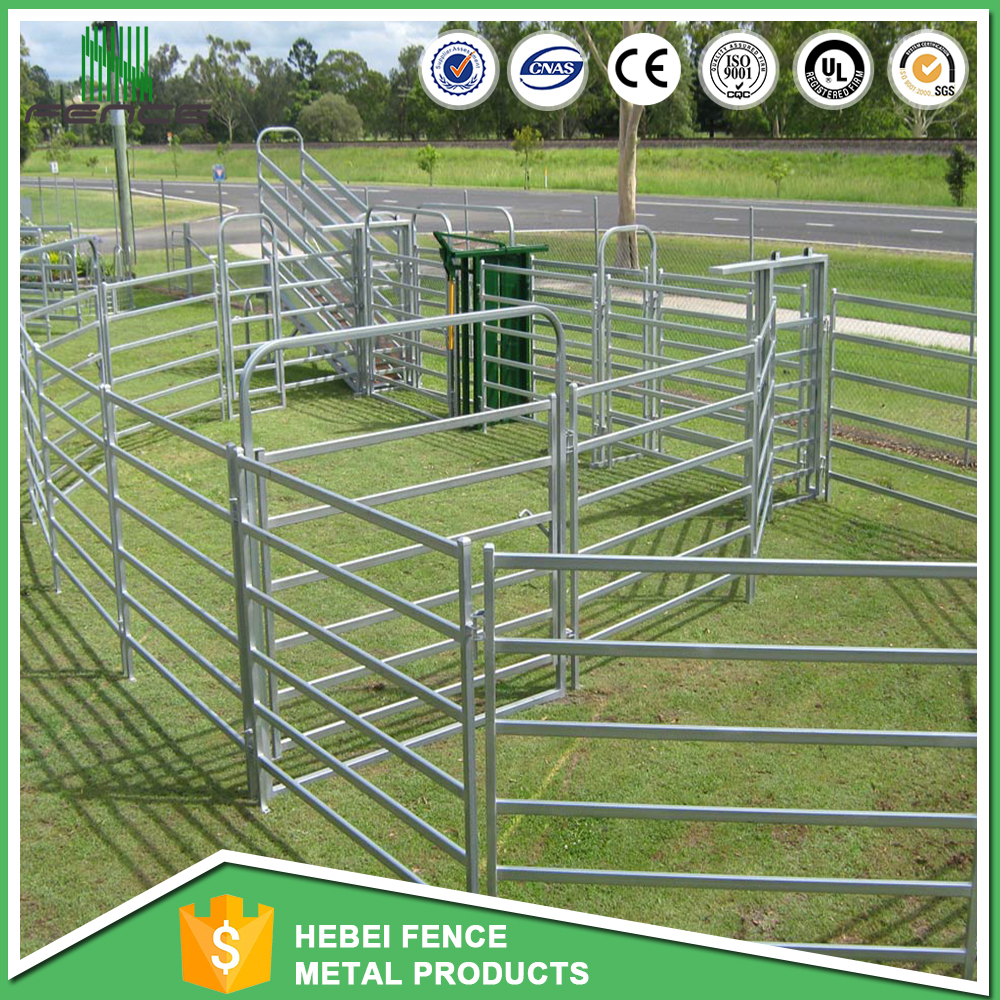 Cattle Yard Fence Panel Heavy Duty Cattle Fence Panel pasture Sheep Fence Panel