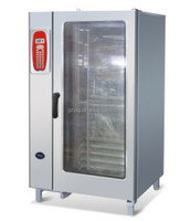20-tray combi steam oven
