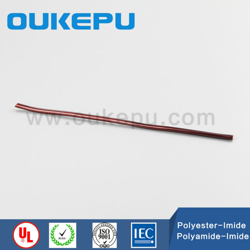 Manufacturer Supplier enameled triple insulation winding wire for supermarket use