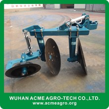 Rotary tiller disc plough used walking tractor for sale
