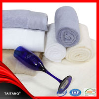 high quality Hot sale solid color 100% cotton organic baby towels