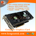OEM NVIDIA GeForce GTX 980 8GB GDDR5 DVI/HDMII/DisplayPort PCI-Express Graphic VGA Card