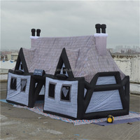 Customized inflatable bar tent, large inflatable pub tent for sale K5055