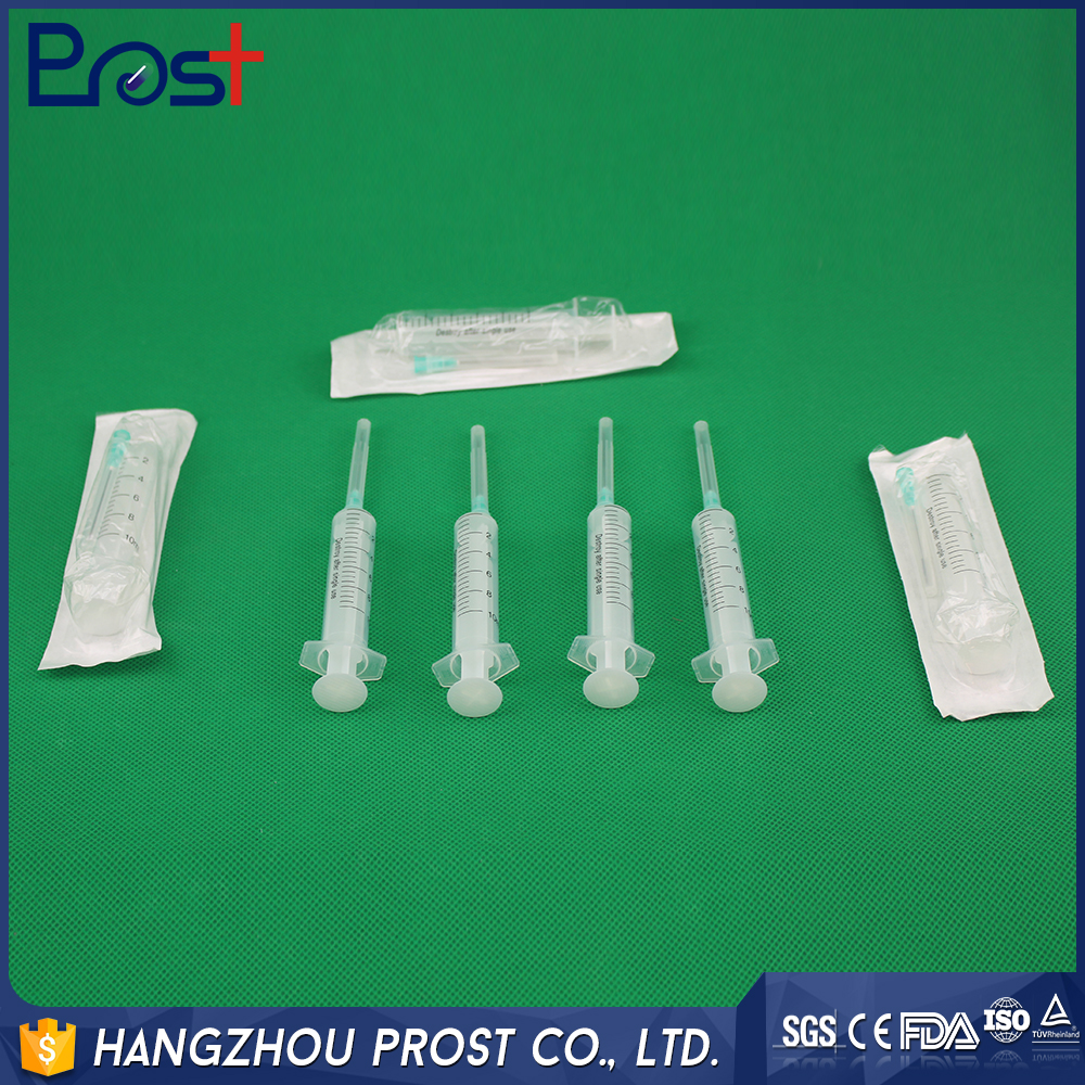 OEM disposable large auto disable syringe