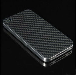 for iphone 4 case carbon fiber case back cover anti-radiation case