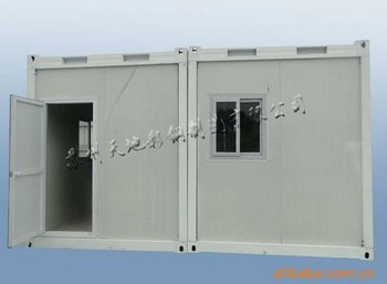 prefabricated living shipping container house