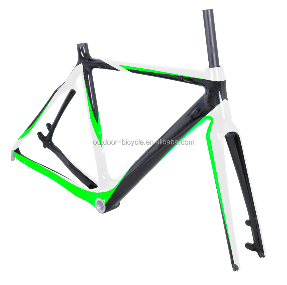 disc brake cyclecross frame, carbon racing bike frame, chinese cyclo cross frame FM059