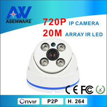 IP/Network cctv domes price 1MP,1.3MP,2MP for selection