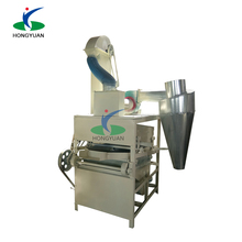 Wheat grain cleaning machines for harvest grain plant