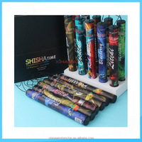 best selling e hookah shisha electronic cigarette fruit flavors for sale