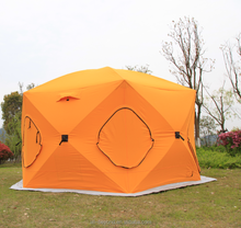 Hot popular winterpop up ice fish shelter tent