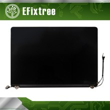 "EfixTree 98% New Original Wholesales 15.4"" Retina Late 2013 Mid 2014 Year Retina For LED Screen Macbook Pro A1398 LCD Assembly"