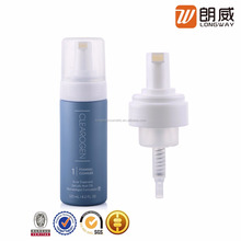 100ml Plastic Foam Pump Dispenser Spray Applicator Bottle for Facial Cleaning Cosmetic Personal Cream Foam Bottle Packaging