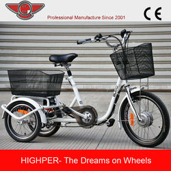 Adult Tricycle(EL08S)