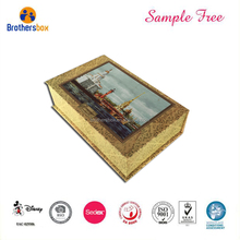 Wholesale Manufacture Luxury Rectangle Folding Paper Box