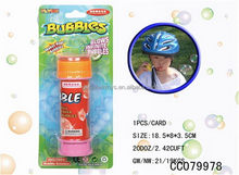 Design hot sell bird bubble gun toy