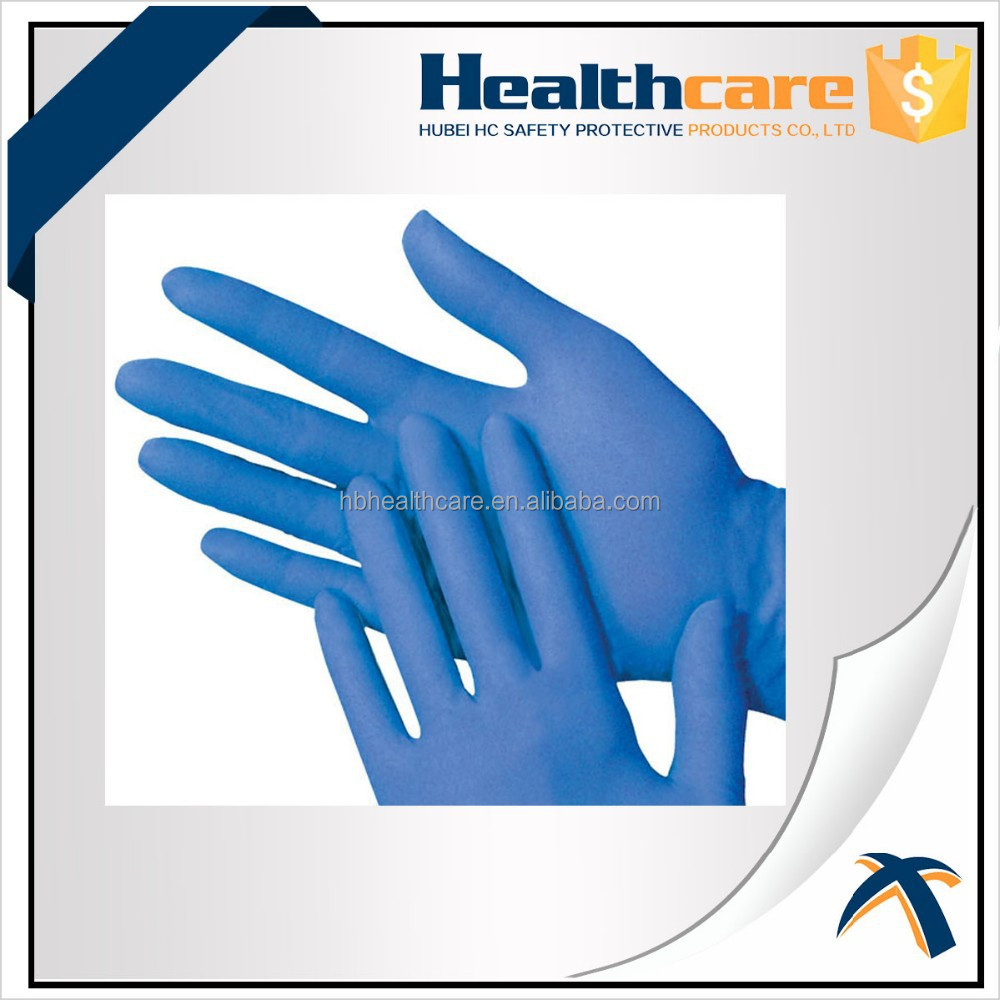 Disposable Nitrile Glove