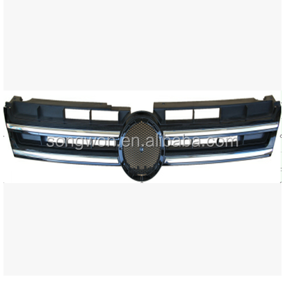 vw touareg front grille