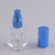 Hot sale mini 15ml screw spray glass bottle, empty perfume bottle with aluminum atomizer and cap