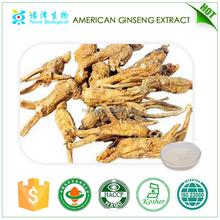 Low heavy metals Powder American ginseng root extract