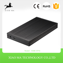 "Hard Disk Drive Enclosure 2.5 Inch SATA External HDD Enclosure USB 2.0 to SATA Support 1TB Laptop 2.5"" Hard Drive XMR-YP16"