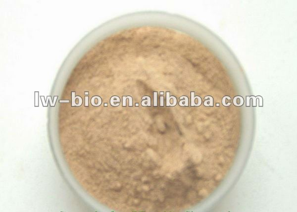 Gotu Kola Extract, Natural Herbal extract, Triterpenoid saponis 10%~80% HPLC