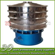 9 years gold supplier produced gyratory rotating vibrating <strong>screen</strong> for organic fertilizer