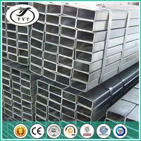 Q345 Tianjin Astm A53 Rectangular Pipe Weight Price Chart